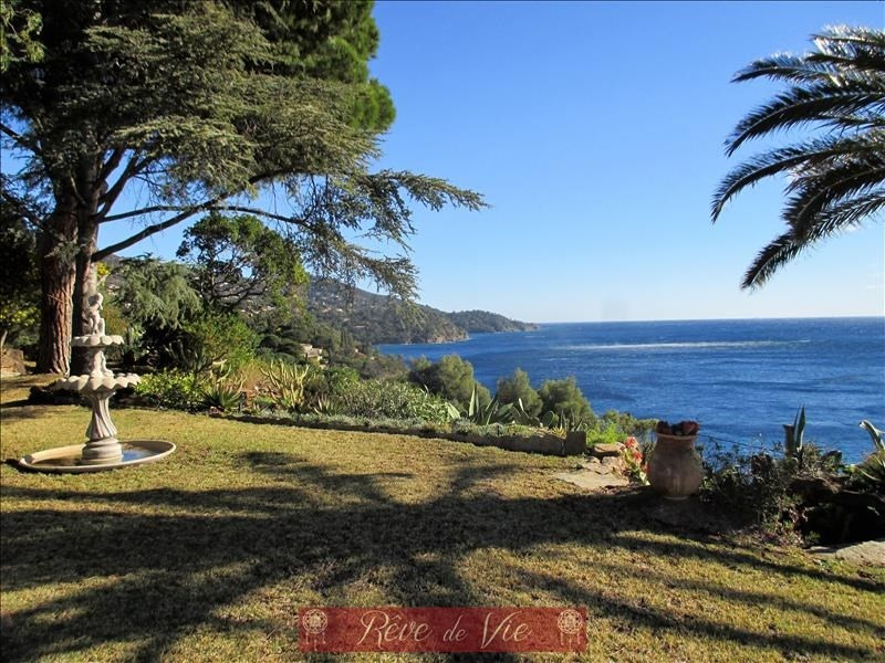 Deluxe sale house / villa Rayol canadel sur mer 2 750 000€ - Picture 7