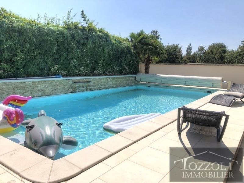 Deluxe sale house / villa Chonas l amballan 618000€ - Picture 10