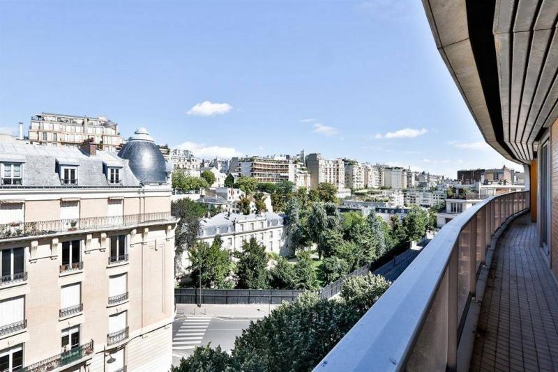 Deluxe sale apartment Paris 16ème 3110000€ - Picture 2