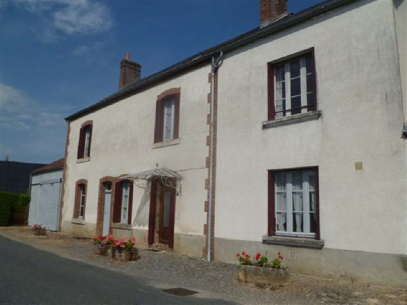 Sale house / villa Ivoy le pre 81000€ - Picture 1