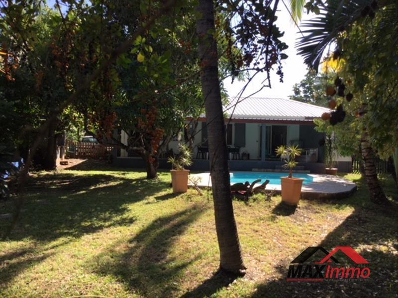 Vente maison / villa Saint louis 415000€ - Photo 2