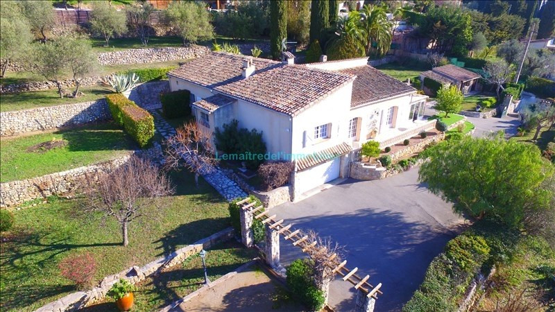 Vente de prestige maison / villa Peymeinade 595000€ - Photo 2