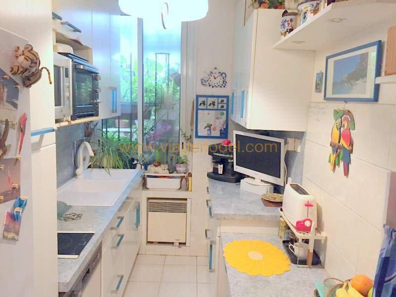 Vendita nell' vitalizio di vita appartamento Nice 80000€ - Fotografia 4