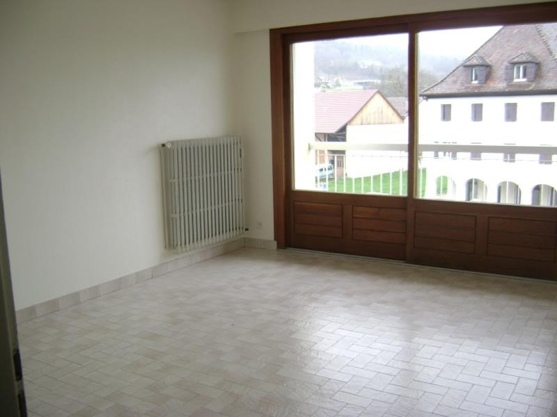 Rental apartment St pierre en faucigny 810€ CC - Picture 1
