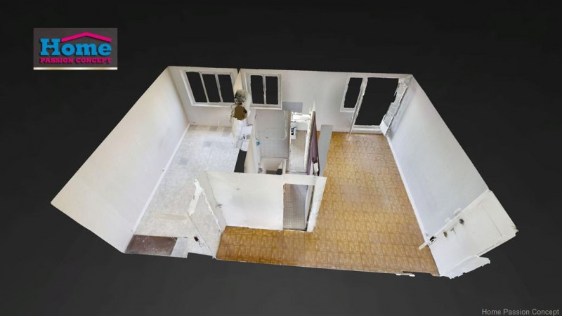 Sale apartment Nanterre 229000€ - Picture 7