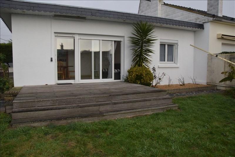 Rental house / villa Ploemeur 590€ CC - Picture 1