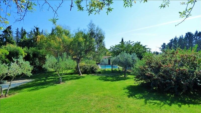 Sale house / villa Monteux 449000€ - Picture 1
