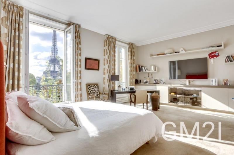 Vente de prestige appartement Paris 16ème 3140000€ - Photo 8
