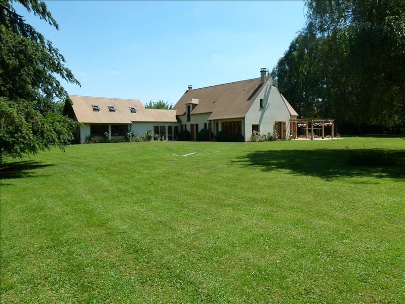 Vente maison / villa Jouars pontchartrain 899000€ - Photo 3