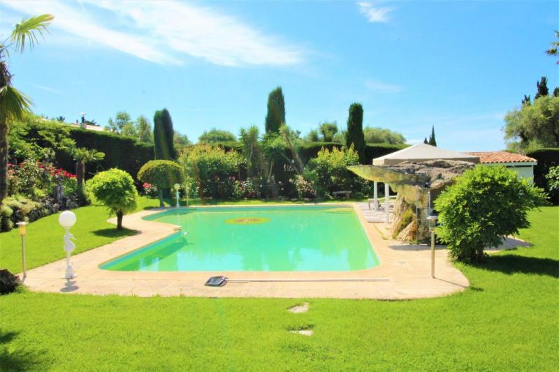 Vente de prestige maison / villa Vence 1950000€ - Photo 11