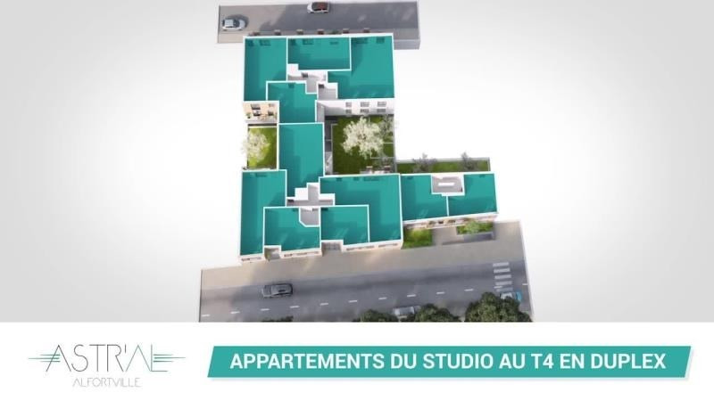 Vente appartement Alfortville 335 000€ - Photo 4