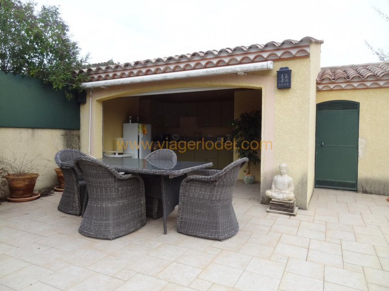 Viager maison / villa Caux 125000€ - Photo 4