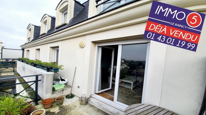 Sale apartment Le raincy 399000€ - Picture 1