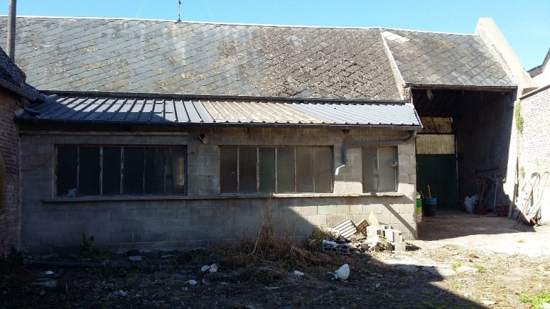 Vente maison / villa Origny sainte benoite 55000€ - Photo 7