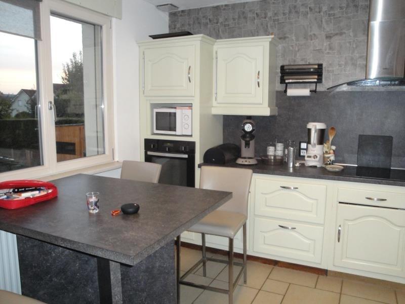 Sale house / villa Bavans 242000€ - Picture 2