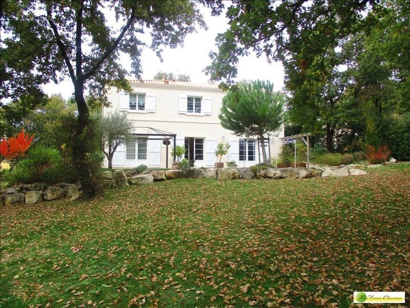 Vente maison / villa Voeuil et giget 424000€ - Photo 4