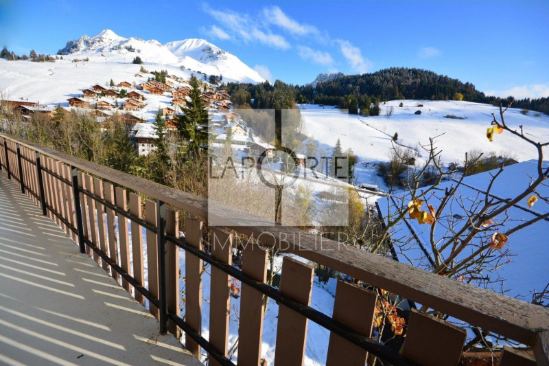 Chalet grand-bornand chinaillon domaine skiable