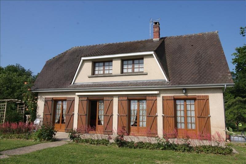 Vente maison / villa Conches en ouche 169000€ - Photo 1