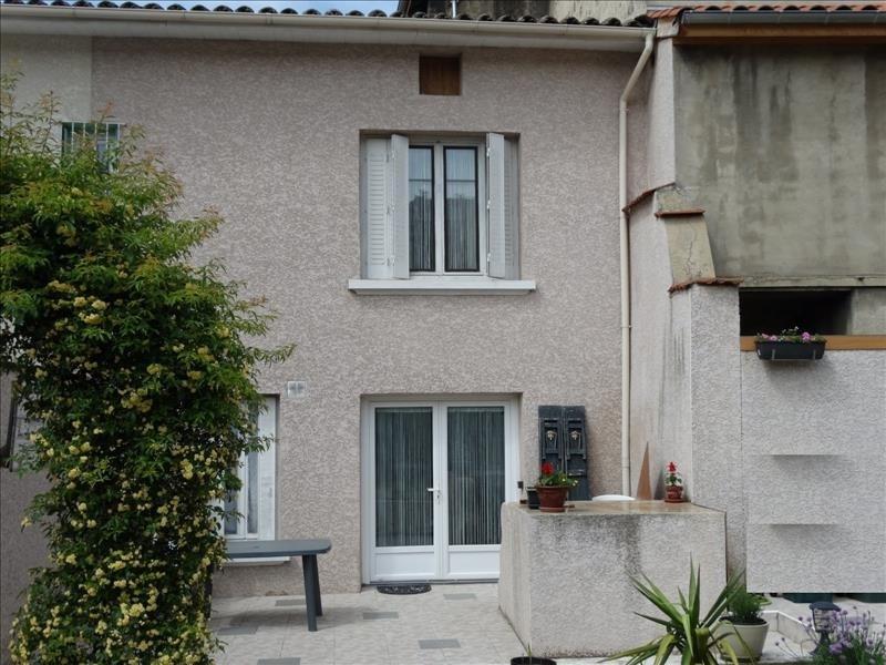 Vendita casa Le peage de roussillon 173000€ - Fotografia 1