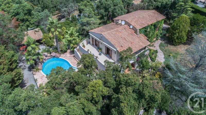 Immobile residenziali di prestigio casa Les adrets de l esterel 800000€ - Fotografia 1