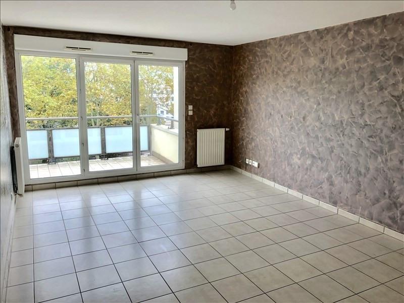 Sale apartment Lyon 9ème 214000€ - Picture 1