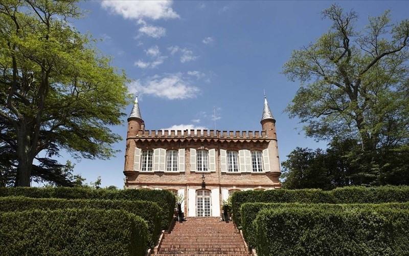 Revenda residencial de prestígio casa Montesquieu volvestre 1170000€ - Fotografia 4