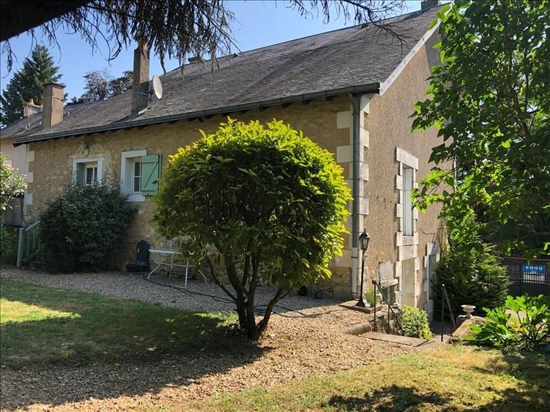 Vente maison / villa Liguge 368000€ - Photo 2