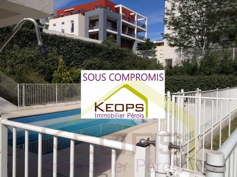 Vente appartement Montpellier 113000€ - Photo 1