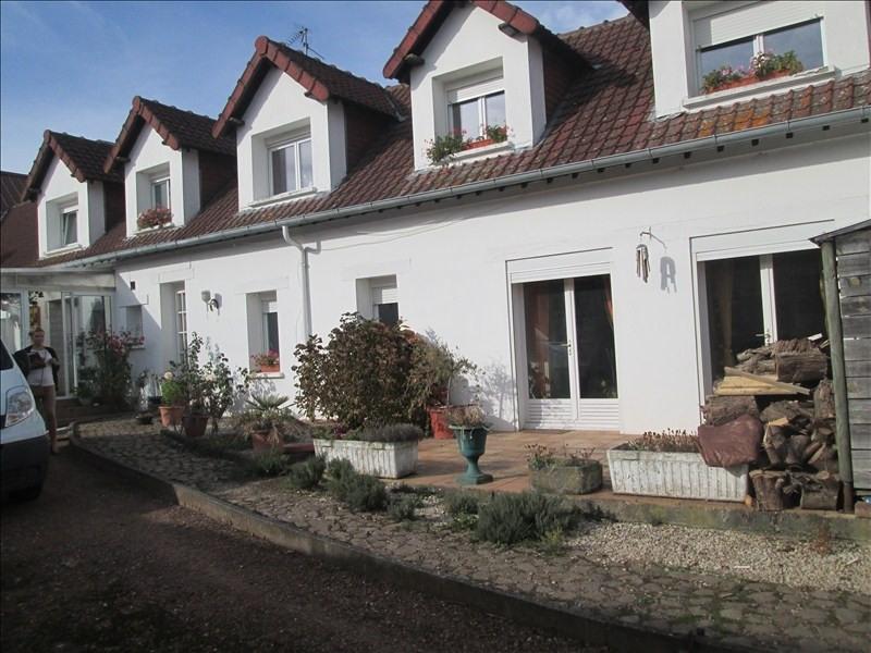 Vente maison / villa Rumaucourt 235000€ - Photo 1