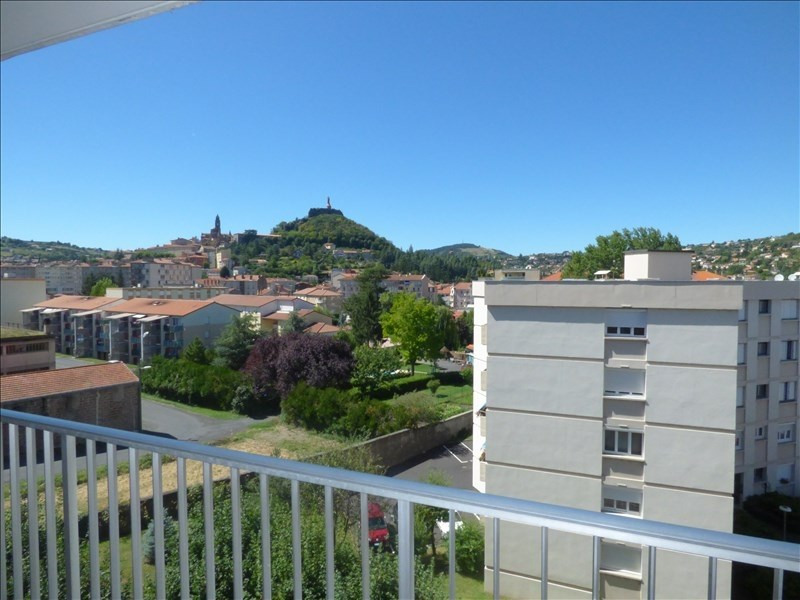 Location appartement Le puy en velay 516,79€ CC - Photo 1