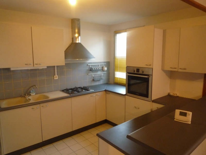 Rental apartment Villeurbanne 664€ CC - Picture 1