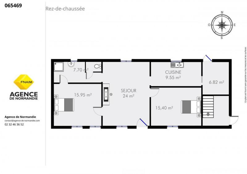 Vente maison / villa Montreuil-l'argille 55000€ - Photo 3