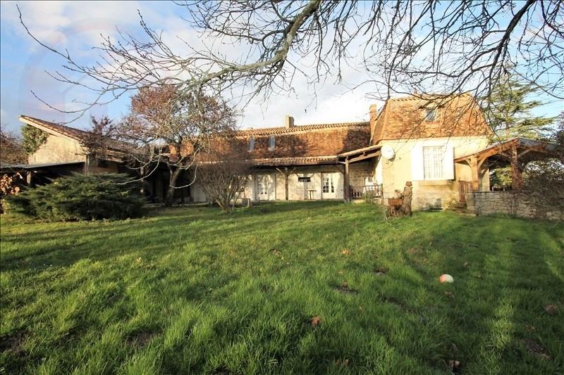 Vente maison / villa Rouffignac de sigoules 318000€ - Photo 1