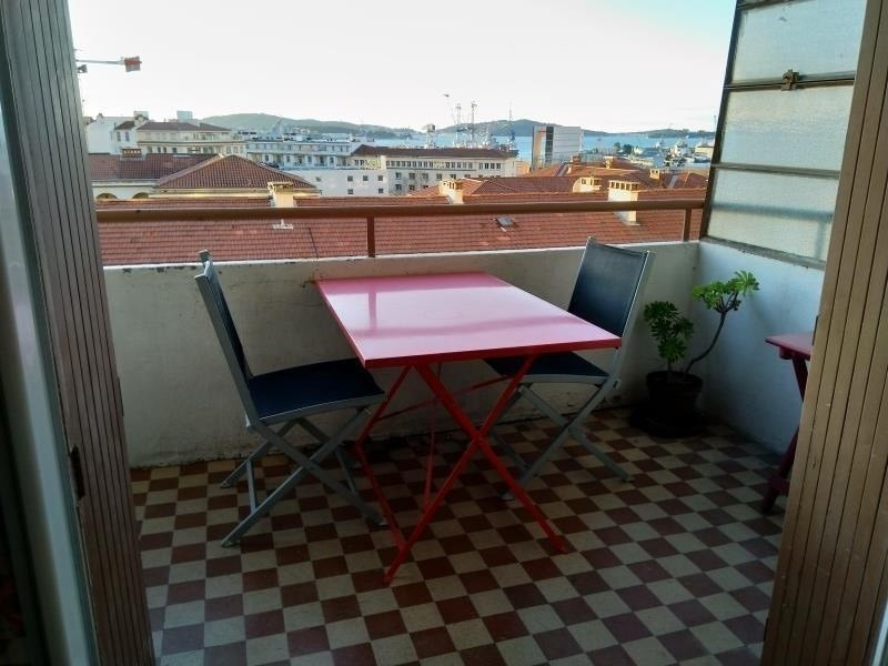 Vente appartement Toulon 182000€ - Photo 1