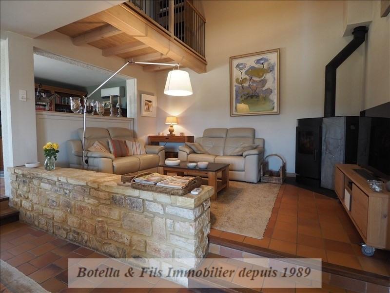 Verkoop van prestige  huis Goudargues 649000€ - Foto 5