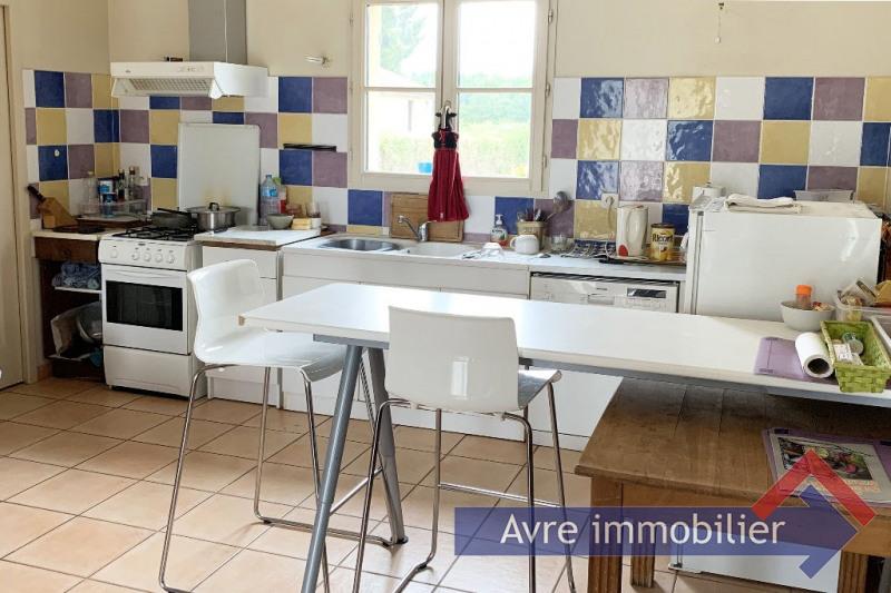 Sale house / villa Rueil la gadeliere 128000€ - Picture 3