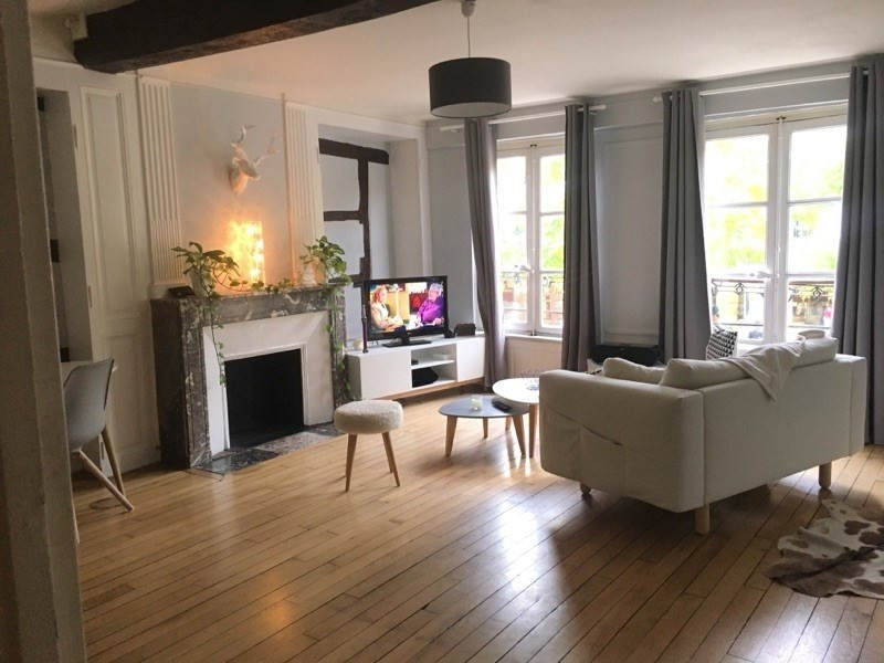 Rental apartment Troyes 460€ CC - Picture 1