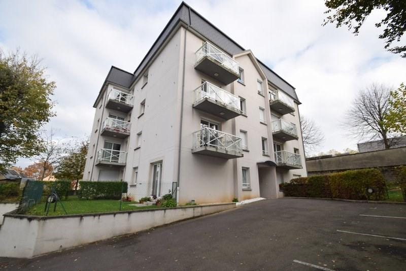 Sale apartment St lo 99000€ - Picture 1
