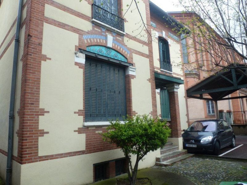 Rental apartment Toulouse 410€ CC - Picture 1