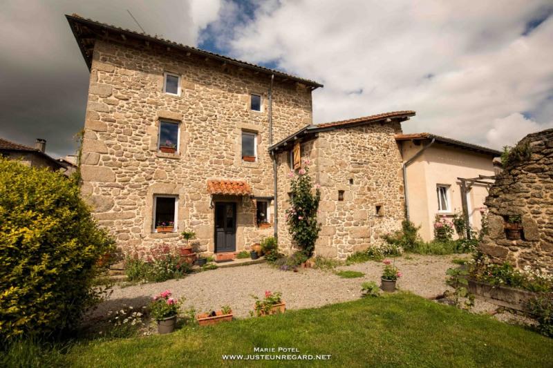 Vente maison / villa Sainte marie de vaux 209000€ - Photo 1
