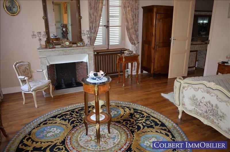 Vente de prestige maison / villa Moneteau 550000€ - Photo 6