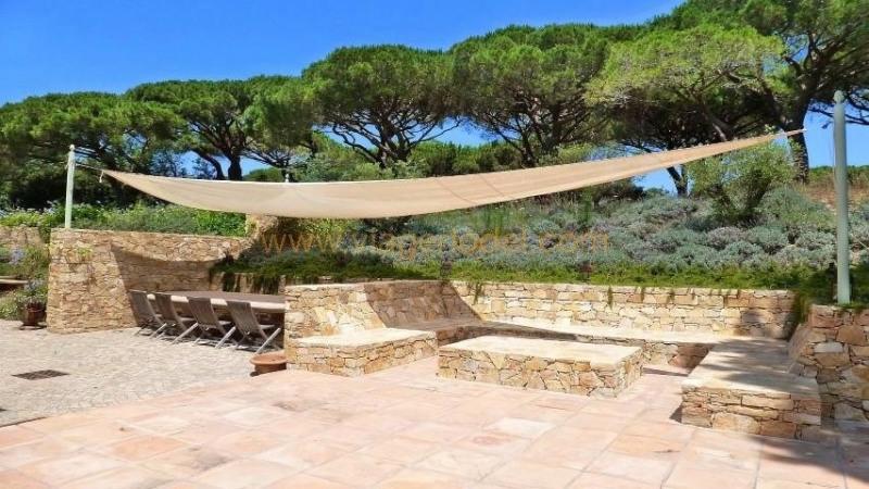 Life annuity house / villa Saint-tropez 7500000€ - Picture 7
