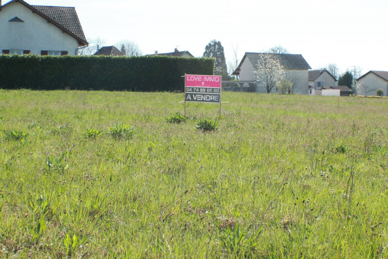 Vente terrain La tour du pin 79 830€ - Photo 1