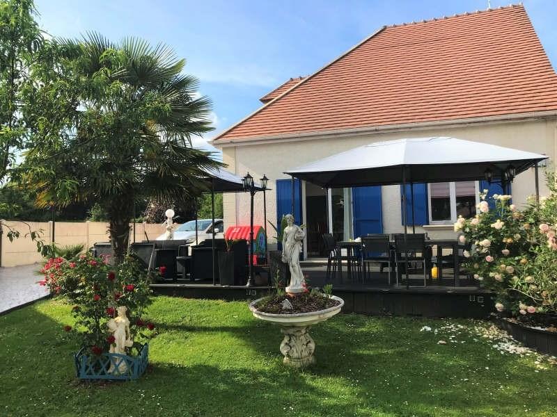 Sale house / villa Chaumont en vexin 429400€ - Picture 2