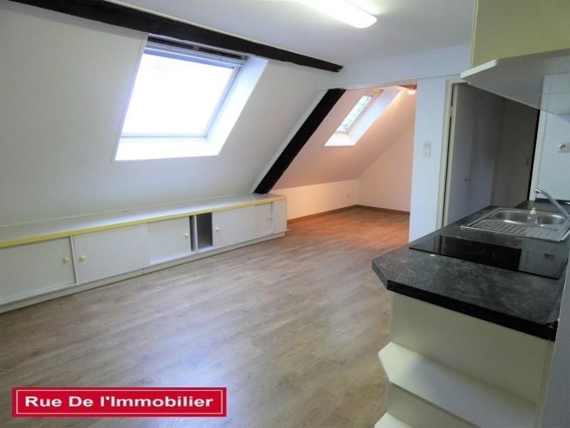 Sale apartment Niederbronn les bains 52800€ - Picture 1