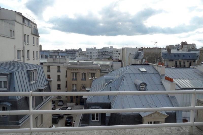 Rental apartment Paris 16ème 5450€ CC - Picture 3
