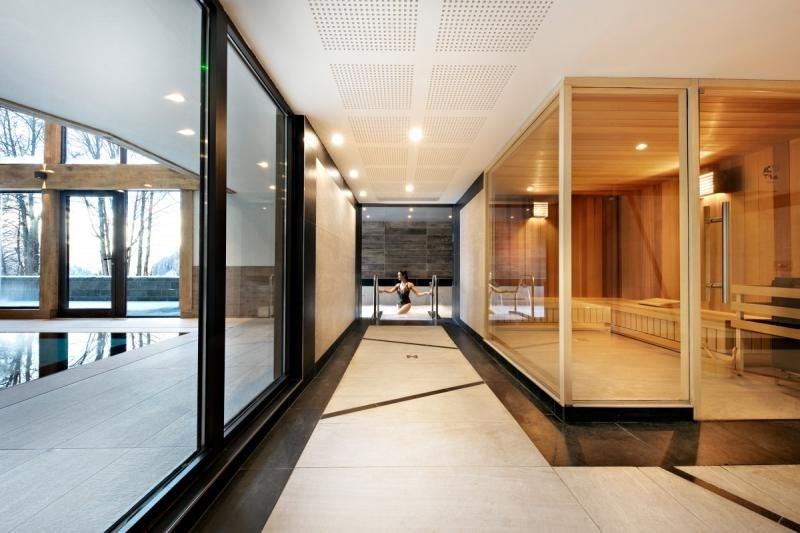 Vente de prestige appartement Les houches 325000€ - Photo 4