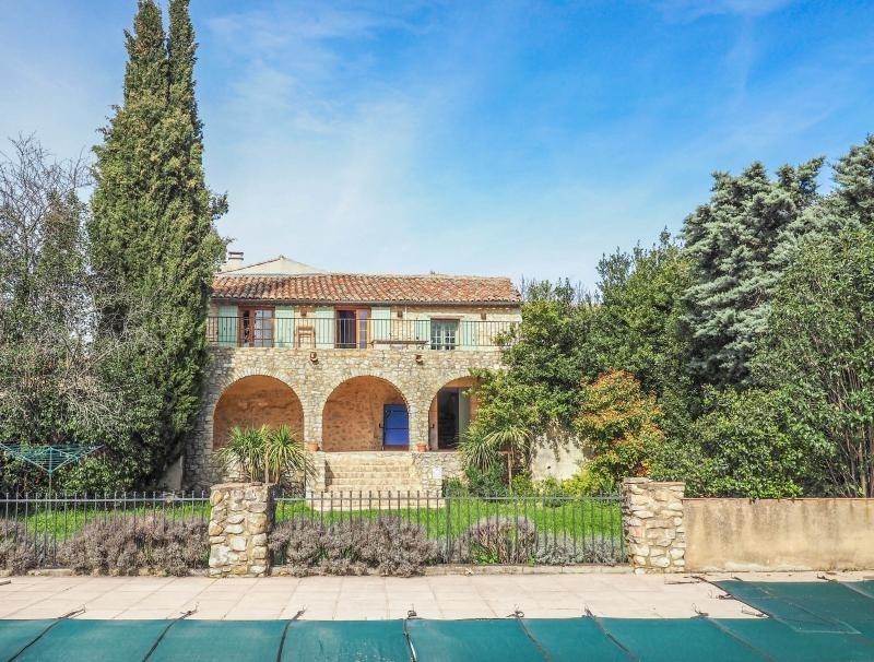 Vente maison / villa Uzes 545000€ - Photo 1
