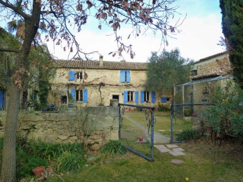Vente de prestige maison / villa Pierrelatte 435000€ - Photo 1