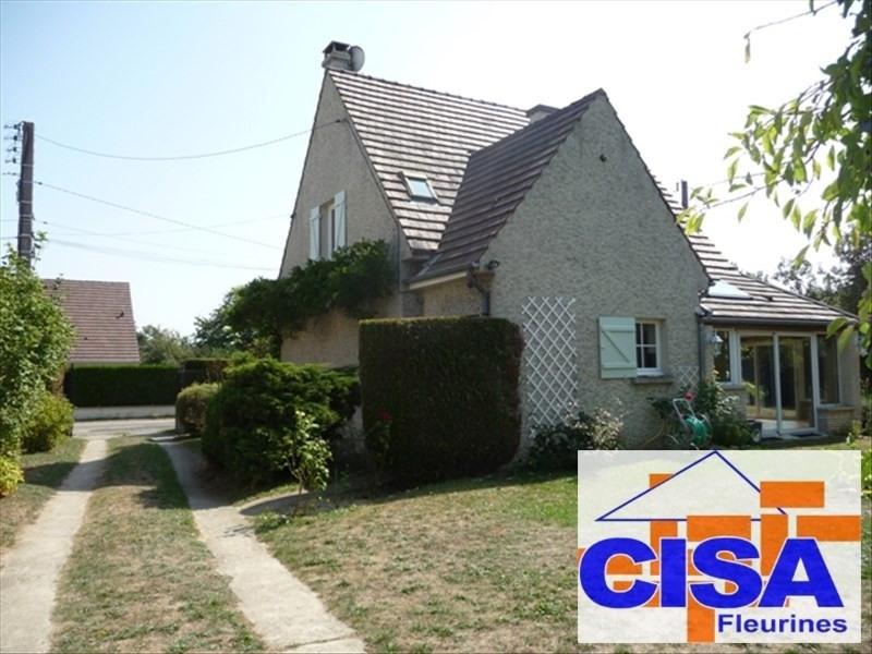 Rental house / villa Thiers sur theve 1350€ CC - Picture 2